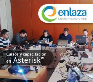 Cursos Asterisk en México, Guadalajara y Monterrey