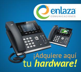 Hardware VoIP telefonos y tarjetas
